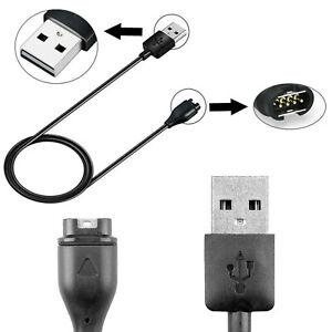 Cable-de-Carga-USB-Cargador-Magnetico-Cable-Para-Garmin-Fenix-5-5S-5X-vivosport
