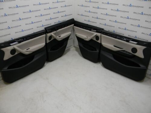 BMW F25 Door Panel Front Rear Door Panels Leather Leather Nevada Cx Oyster