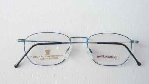 Size Aquafarben Filigrane Metallbrille M Brillenfassung Federleicht Neostyle xSEXPwX