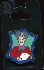 Villains-In-Frames-Series-Lady-Tremaine-Cinderella-Disney-Pin-107912