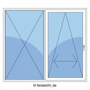 Kunststoff Schiebetur Griff Rechts Mit Kipp Funktion 3 Fach