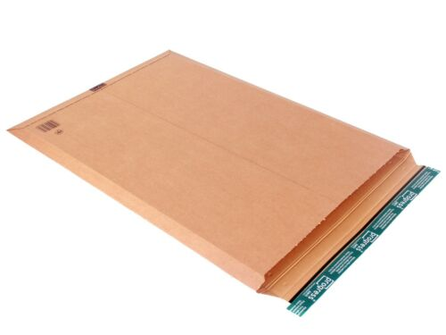 Versandtasche aus Wellpappe Progress PP W01.11 750x540x-60 mm C1 Kalender
