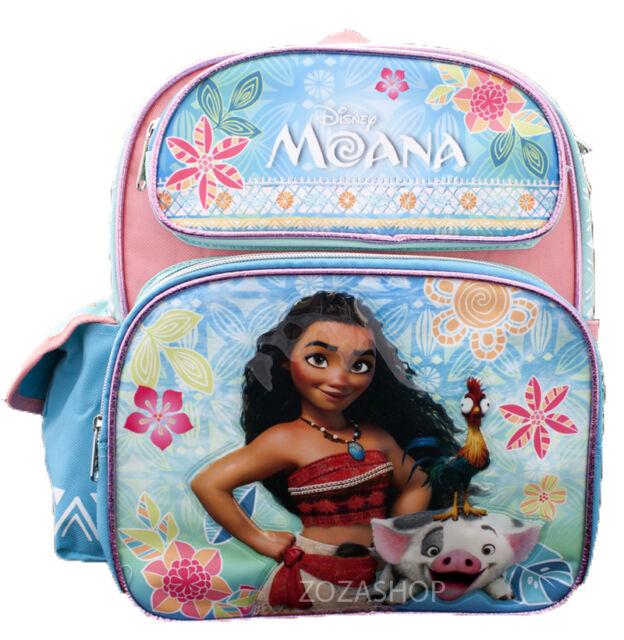"Disney Moana SMALL Backpack 12/"" Brand New School backpack NEW!"