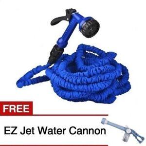 EZ-Jet-Water-Cannon-8-Nozzle-with-Expandable-Hose-150FT