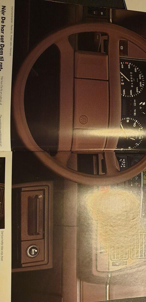 Brochure, VW Passat