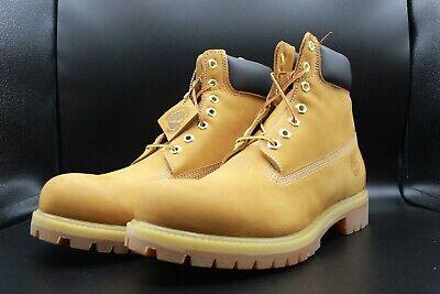 10061 Timberland 6 Inch Premium Boot Wheat Nubuck Tb010061 10 906219414 | eBay