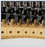 5pcs 1f 2.7v Farad Super Capacitor 2.7v1f Nichicon Low Esr Ultra Capacitor Japan