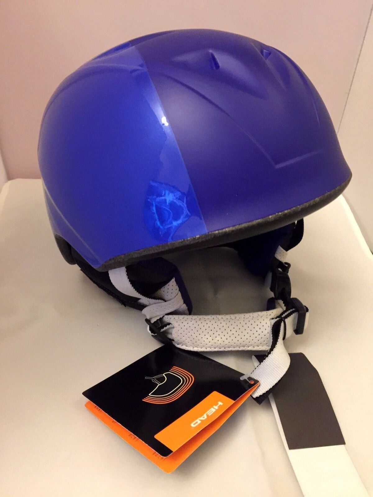 Head Snowsports Bullet Unisex Helm bluee XS S