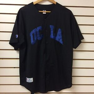 new style 2bd2b 5e714 Details about Vintage UCLA Baseball Jersey Sz Medium