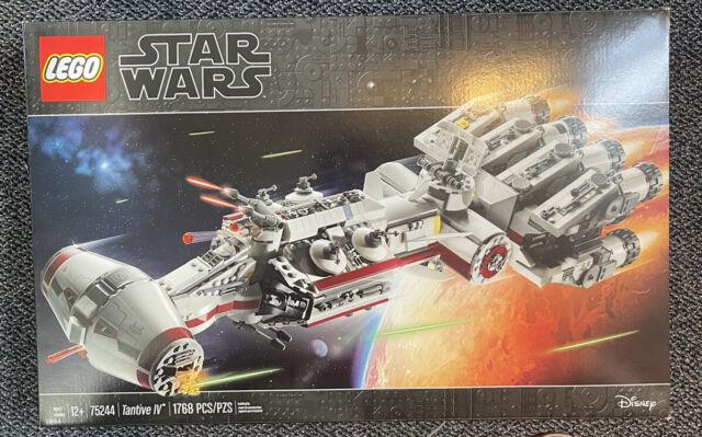 BRAND NEW Factory Sealed LEGO Star Wars Tantive IV (75244) FREE SHIP RARE!