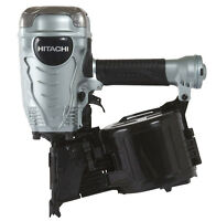 Hitachi 3-1/2 Coil Framing Nailer Nv90ag on sale