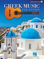 Greek Music For Guitar - Video Access Included Guitar Collection Book 000130169
