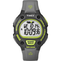 Timex Ironman Traditional 30 Lap Full Size Grey/black