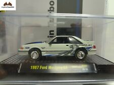 M2 Machines 1987 Ford Mustang Gt Twin Turbo Hs07 164