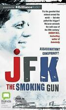 JFK : The Smoking Gun by Colin McLaren (2013, CD, Unabridged) - NEW SEALED