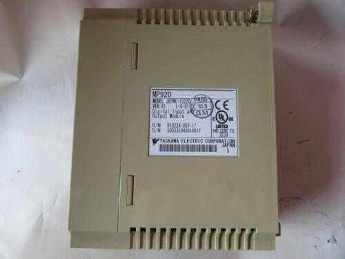 Yaskawa LIO-01 Digital Input Output Module Model JEPMC-IO220 VGC!!!