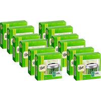 Ball 42000 Mason Glass Canning Jar Wide Mouth Bpa Free Lids, 144-lids on sale