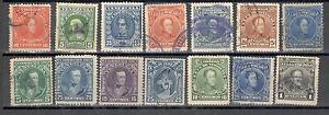 R8323 - Venezuela 1924 - Lotto Bolivar N°110/149 - Vedi Foto