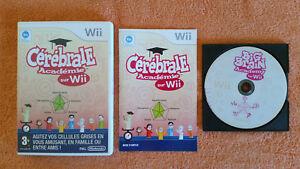 cerebrale-academie-wii-Nintendo-complet-envoi-rapide