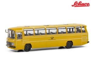 Schuco 452649300 MB Bus O302 Deutsche Post 1:87 NEU /& OVP