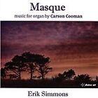 Carson Cooman - Masque: Organ music by (2015)