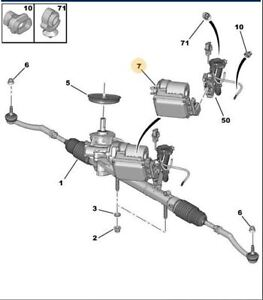PEUGEOT-207-POWER-STEERING-MOTOR-AND-MODULE-1611952180