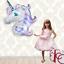 15-pcs-Licorne-tete-feuille-Latex-Ballons-Rose-Violet-gt-Baby-Shower-Fete-D-039-Anniversaire miniature 5