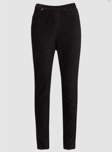 Stile cavo di Stretch /& Co Leggings Pantaloni in Velluto a Coste Pantaloni Jeans donna Womans