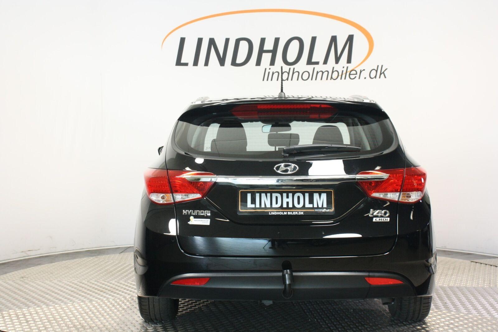 Hyundai i40 CRDi 136 FIFA World Cup CW