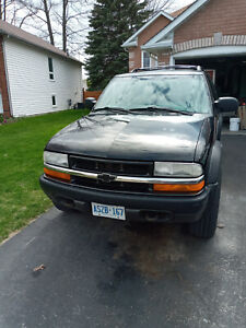 2000 Chevrolet Blazer ZR2 WIDE STANCE PERFORMANCE PKG