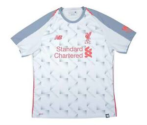Liverpool 2018-19 Authentic THIRD SHIRT (eccellente) L soccer jersey