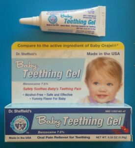 how to get benzocaine out of orajel