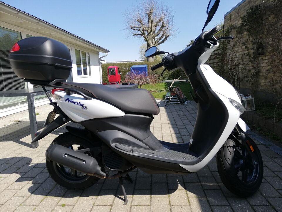 Yamaha Yamaha Neos 4t, 2019, 3400 km