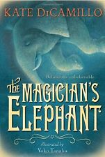 The Magician's Elephant by Kate DiCamillo (2011, Paperback)