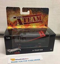 A-Team Van * 1:50 Scale Hot Wheels Elite * D23