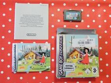 Heidi das Spiel zum Film Nintendo Gameboy Advance in OVP mit Anleitung #k