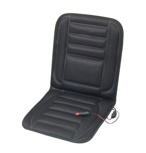 38W Nuovo 75774 Unitec Riscaldamento per Sedile Auto Carbonio Basic 12V