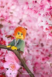 The Lego Ninjago Movie Poster Poster Animazione Lloyd Jay Kay Cole