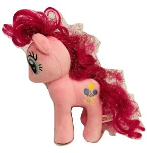 a310a2fe72e My Little Pony Pinkie Pie Ty Sparkle Beanie Baby Plush 7
