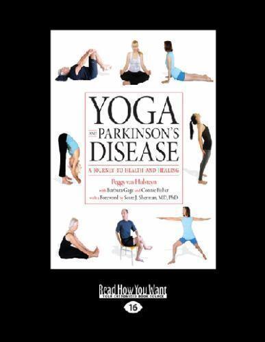 yoga and parkinson s disease van hulsteyn peggy gage barbara fisher connie