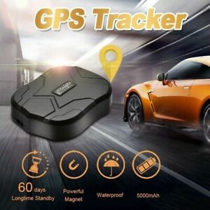 TKSTAR-TK905-Magnetic-GPS-Tracker-GSM-GPRS-Waterproof-Car-Vehicle-Spy-Hidden-APP