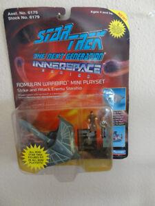 Playmates-Star-Trek-The-Next-Generation-ROMULAN-WARBIRD-Innerspace-Series