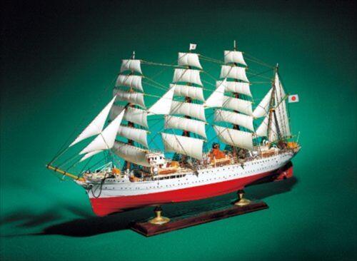 Aoshima 1//150 Sailer Ship Kaiwo Maru Model Kit