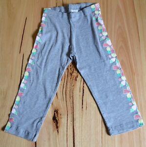 6 /& 7  YEARS NEW 4 CORAL Palomino Girls Leggings 5 SIZES