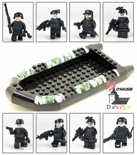 Armee Soldaten Bausteine US-Army SWAT Boot Special Forces CIA LEGO kompatibel