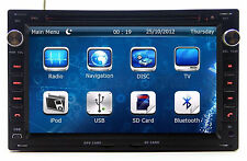 Car Stereo DVD Player GPS Navigation Radio RDS A2DP For VolksWagen VW JETTA maps