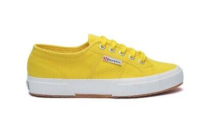 Superga Trainers Cotu Classic Yellow