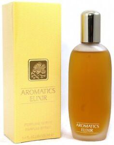 Clinique-Aromatics-Elixir-3-38-Fl-oz-Eau-de-Parfum-New-amp-Authentic