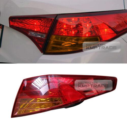 OEM Genuine Parts Rear Tail Light Lamp RH Outside for KIA 2011 ...
