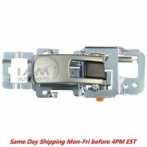 Right Passenger Inside Silver Door Handle Front or Rear for 2005-2009 Equinox